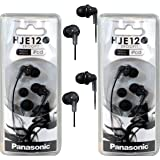Panasonic RPHJE120 in-Ear Headphone