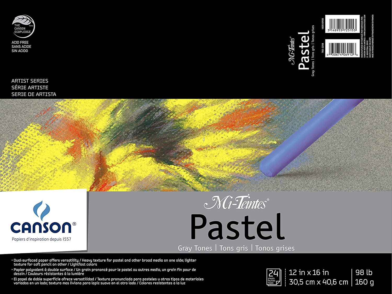 Mi-Teintes Pastel Pad
