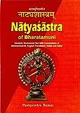 Natyasastra of Bharatamuni (Text with Commentary of Abhinavbharati & English Translation) (Set of 3 Vols.)