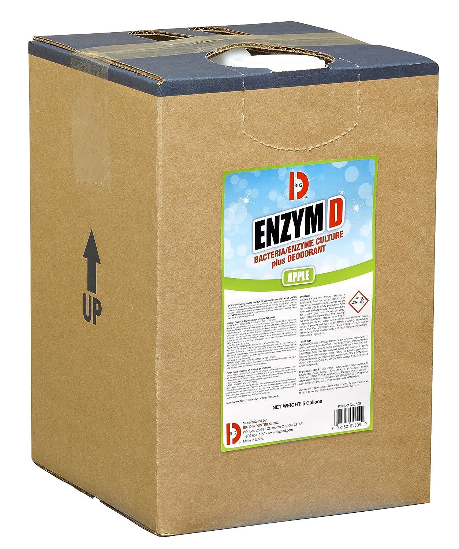 Big D 5509 Enzym D Digester Desodorante, fragancia de ...