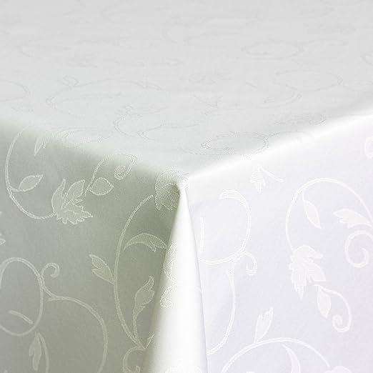 Mantel redondo rectangular ovalado Efecto Pizarra Toalla mesa ...