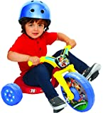 """Mickey & The Roadster Racers 10"""" Fly Wheels Junior Cruiser Ride-On, Ages 2-4"""