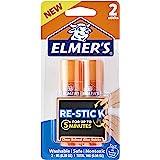Elmer's Re-Stick School Glue Sticks, 0.28-Ounces, 2 Count
