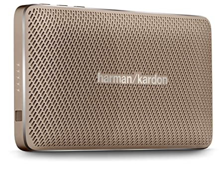 Caixa de Som Harman Kardon Mini Gold
