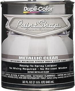 Amazon.com: Dupli-Color BSP300 Clear Coat Paint Shop Finish System ...