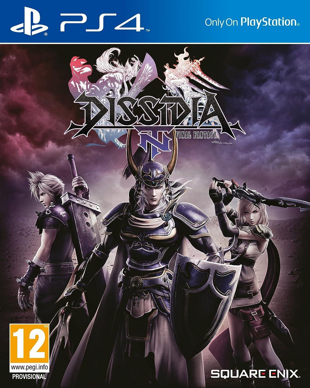 Dissidia Final Fantasy NT (PS4) + Cartas Dissidia Final ...