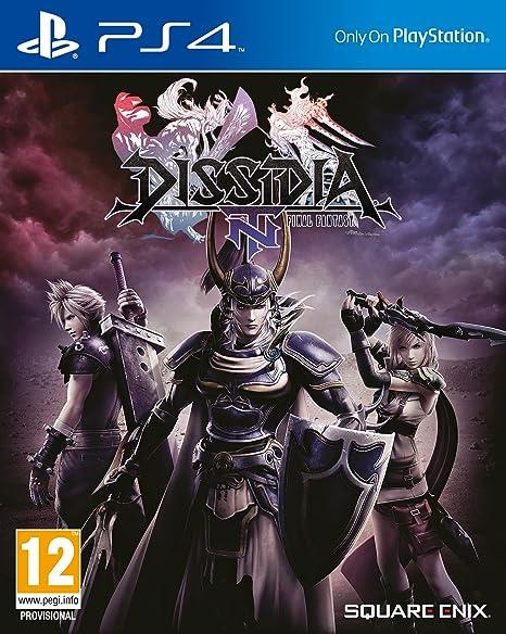 Dissidia Final Fantasy NT: playstation 4: Amazon.es: Videojuegos