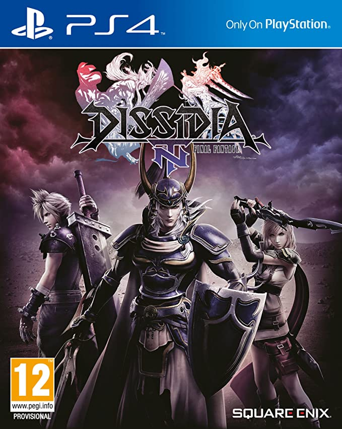 Dissidia Final Fantasy NT (PS4): Amazon co uk: PC & Video Games