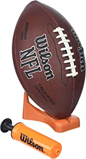 Buy Wilson Nfl Mvp Football Online At Low Prices In India Amazon In