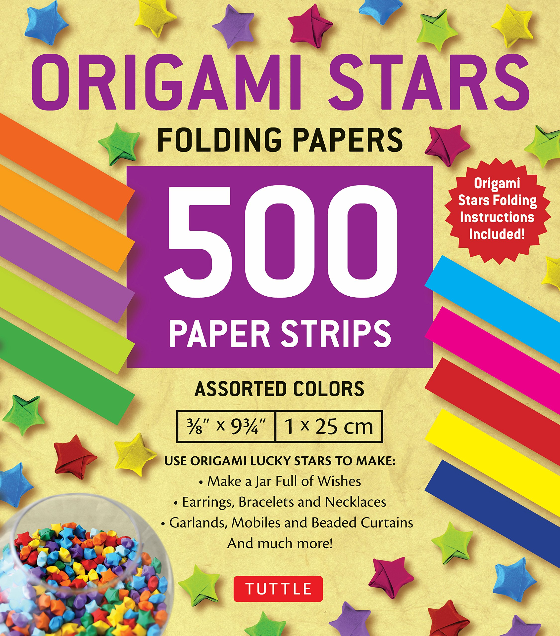 DIY Crafts Tutorials - Easy Paper Stars : 9 Steps (with Pictures ... | 2560x2251