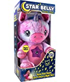 Ontel Star Belly Dream Lites, Stuffed Animal Night Light, Pink and Purple Unicorn