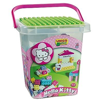 Androni Giocattoli - Juego de construcción para niños Hello Kitty (8662): Juguetes y juegos