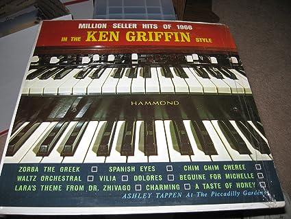 ashley tappen - Million Seller Hits of 1966 in the Ken