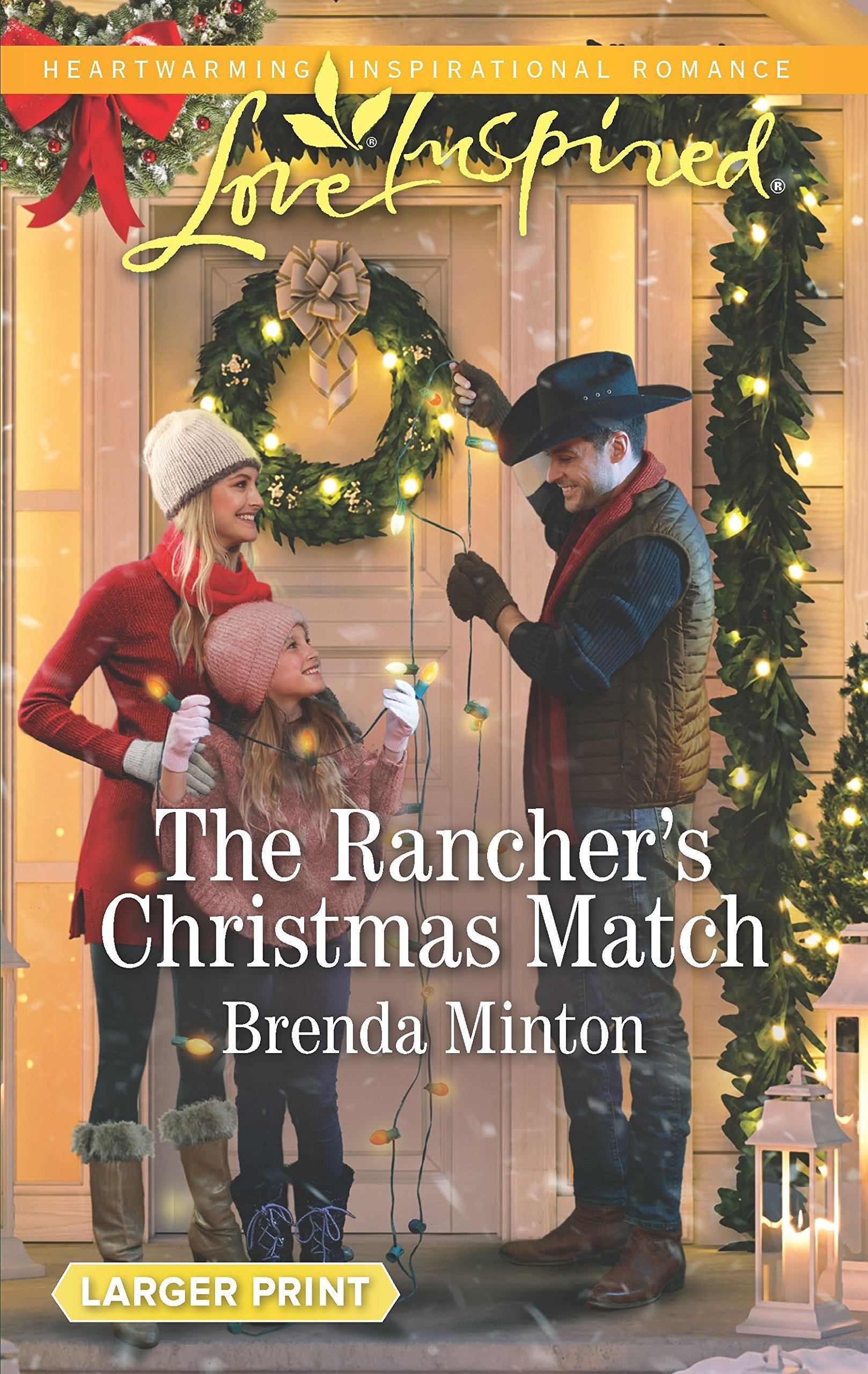 Image result for the rancher's christmas match brenda minton