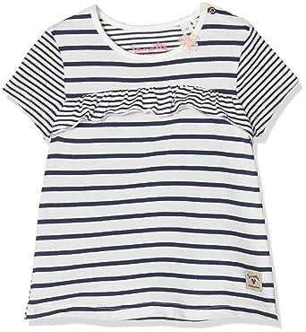 2c5473c4a3b9a Sanetta T- Shirt Bébé Fille  Sanetta  Amazon.fr  Vêtements et accessoires