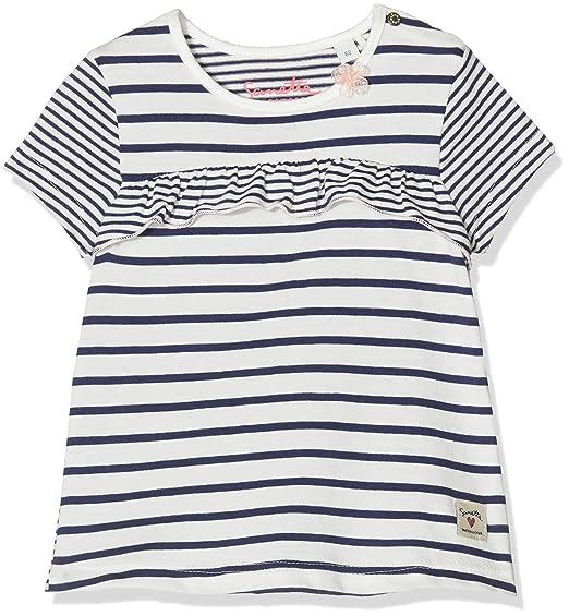 Camiseta para beb/é ni/ño Sanetta Manga Corta
