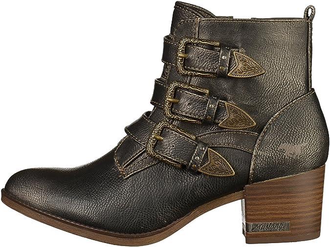 Bottine Chaussures Mustang Femmes 1253 Et Sacs 502 Bc1BqWtnR