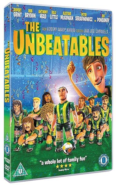 The Unbeatables [DVD] [Reino Unido]: Amazon.es: Rupert Grint, Rob Brydon, Peter Serafinowicz, Ralf Little, Alistair McGowan, Juan José Campanella, Rupert Grint, Rob Brydon: Cine y Series TV