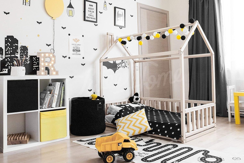 Amazon Com Full Size Montessori House Bed Handmade