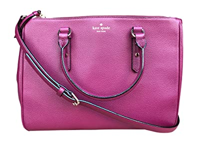 f734a98698bf Amazon.com  Kate Spade New York Leighann Mulberry Street Shoulder ...