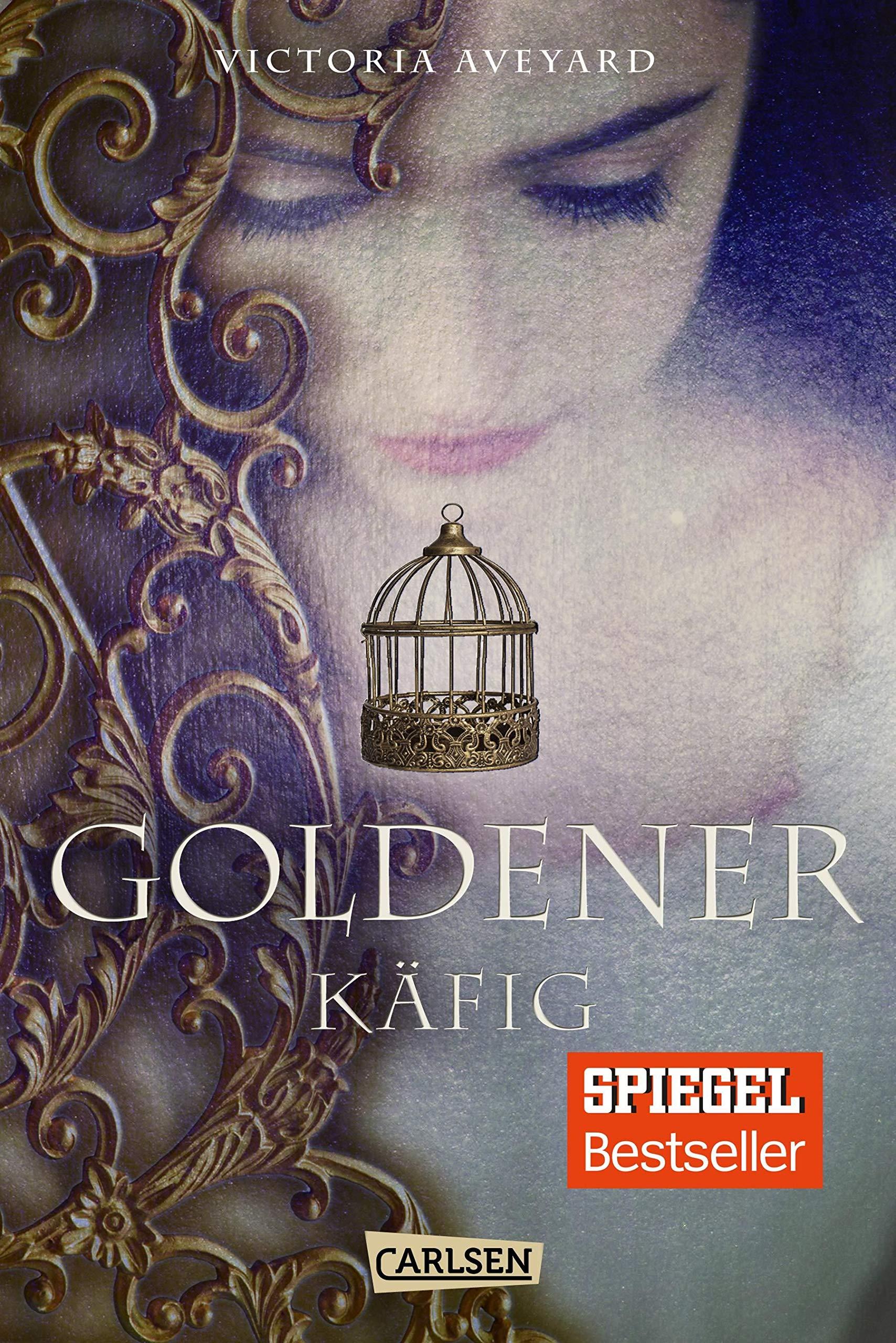 Goldener Käfig (Die Farben des Blutes 3)
