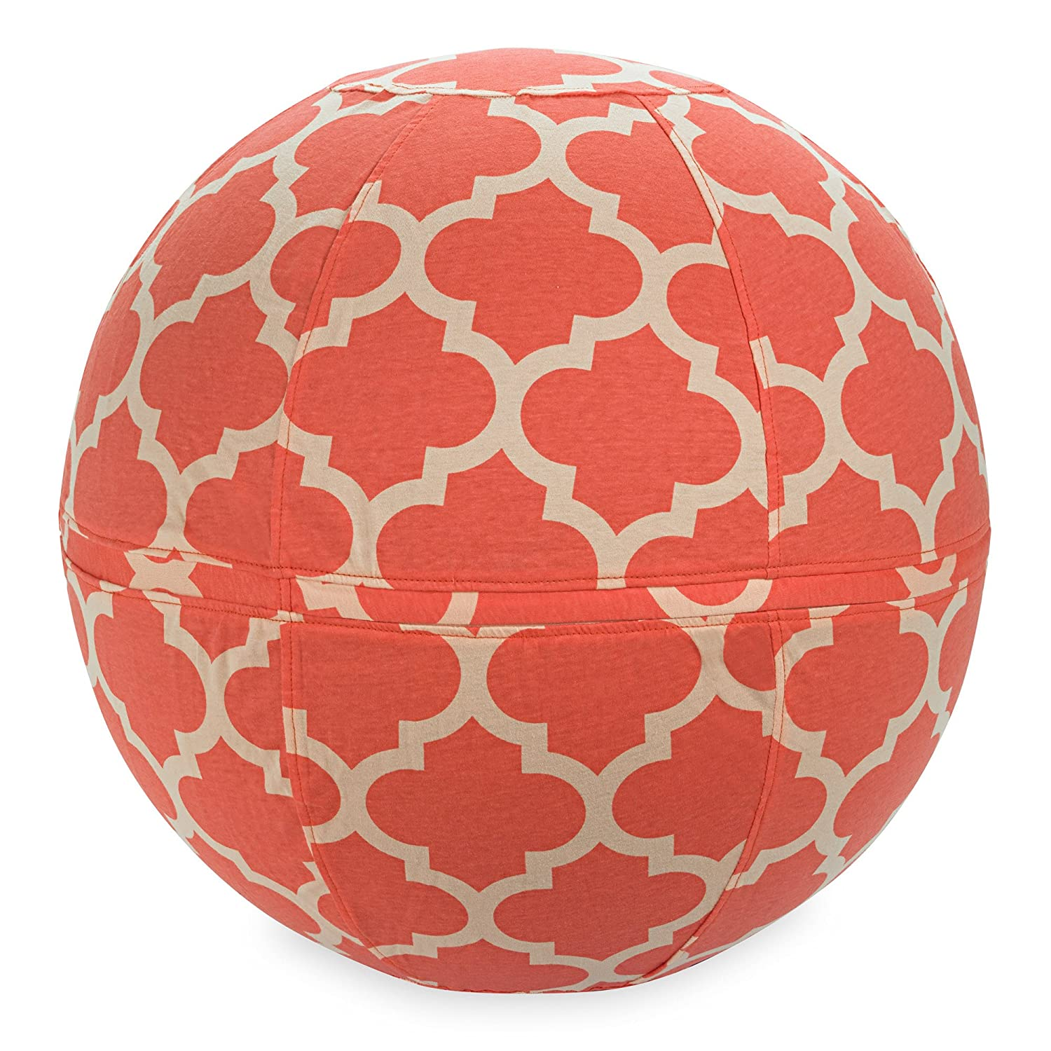 Gaiam Balance-Stuhlhussen Balance Ball Slate Fit For Life 05-62337