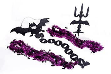 bat decorations for halloween wall decoration or halloween door decorating decoration 4pc boo bat halloween - Halloween Bat Decorations