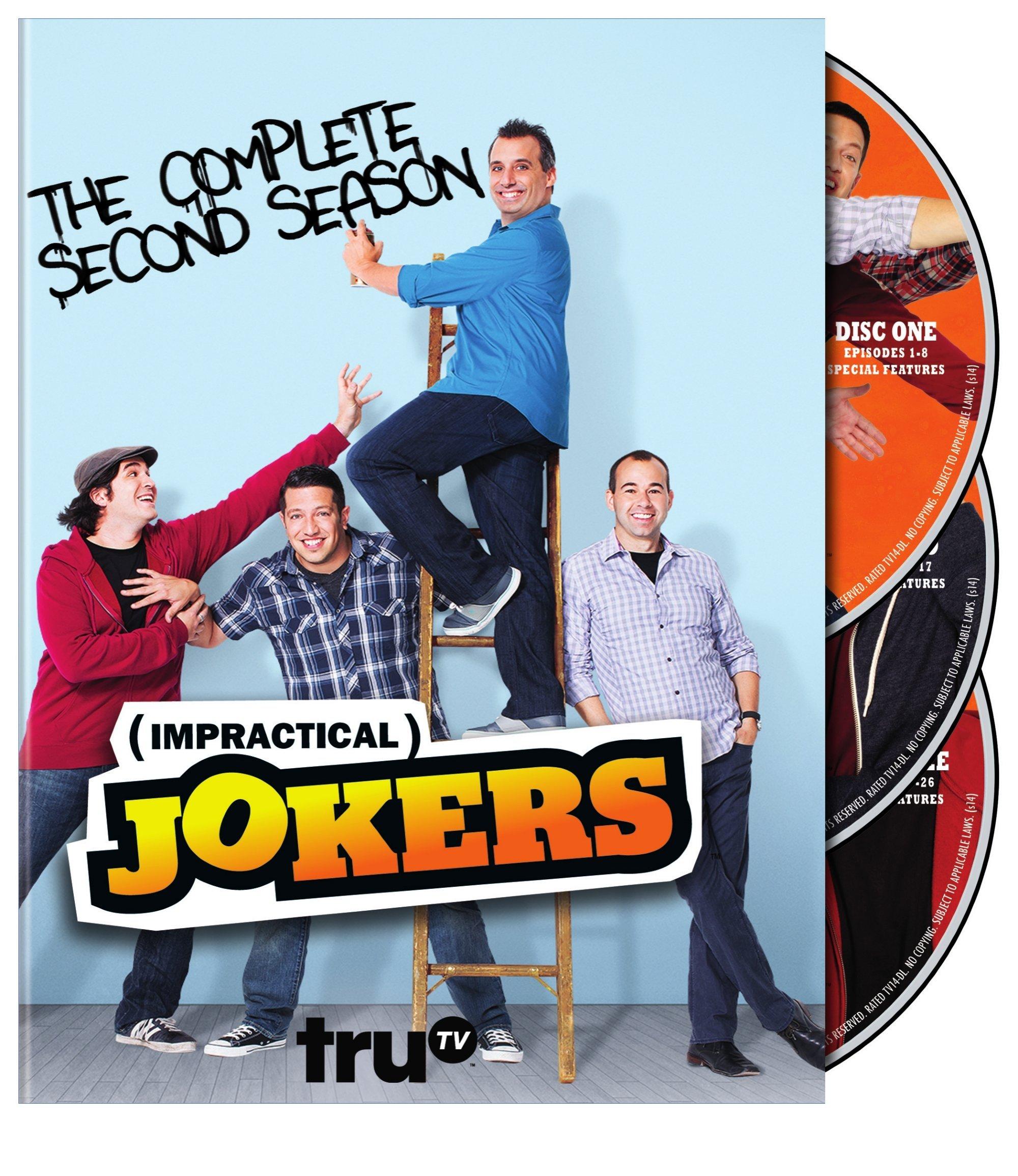 Impractical Jokers: Season 2 by Turner Home Ent
