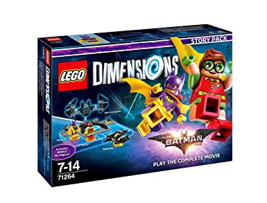 LEGO Batman Dimensions Batman Movie Story Pack: Amazon co uk