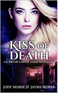 Time Will Tell (The Briar Creek Vampires, #7)