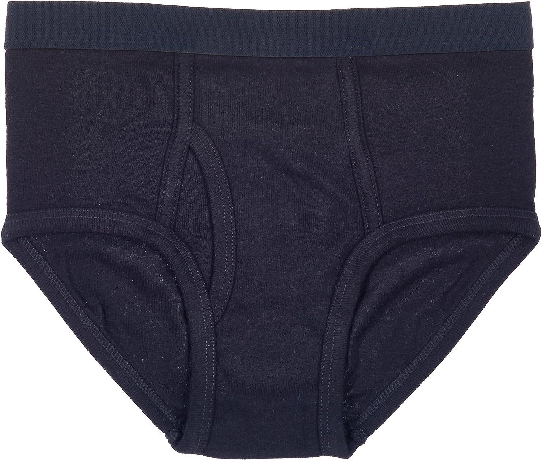 Trimfit Boys Soft 100/% Cotton Tagless Briefs 8-Pack