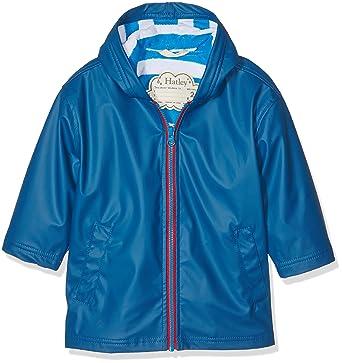 55c25710d Hatley Boy s Splash Jackets Raincoat  Amazon.co.uk  Clothing
