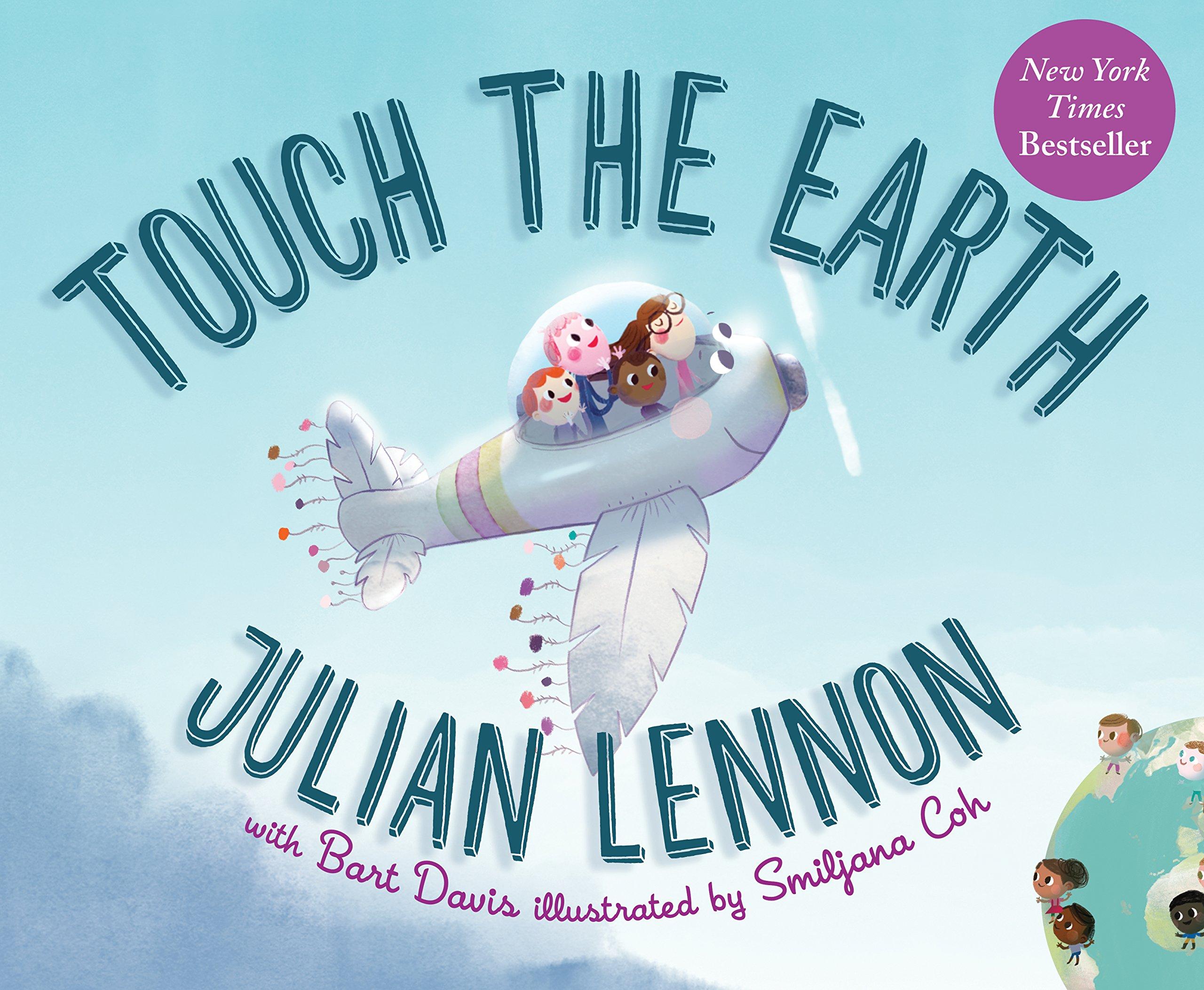 Amazon.com: Touch the Earth (A Julian Lennon White Feather Flier ...