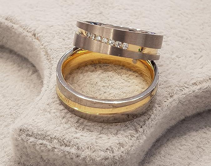 Anillos de boda, anillos de compromiso, alianzas, de titanio con ...