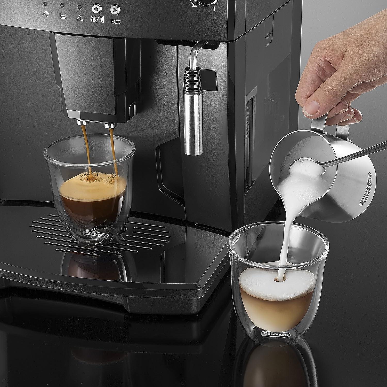 Delonghi Magnifica ESAM 4.110 B Maquina De Espresso, 1450 W, 1.8 Litros, Negro: Amazon.es: Hogar
