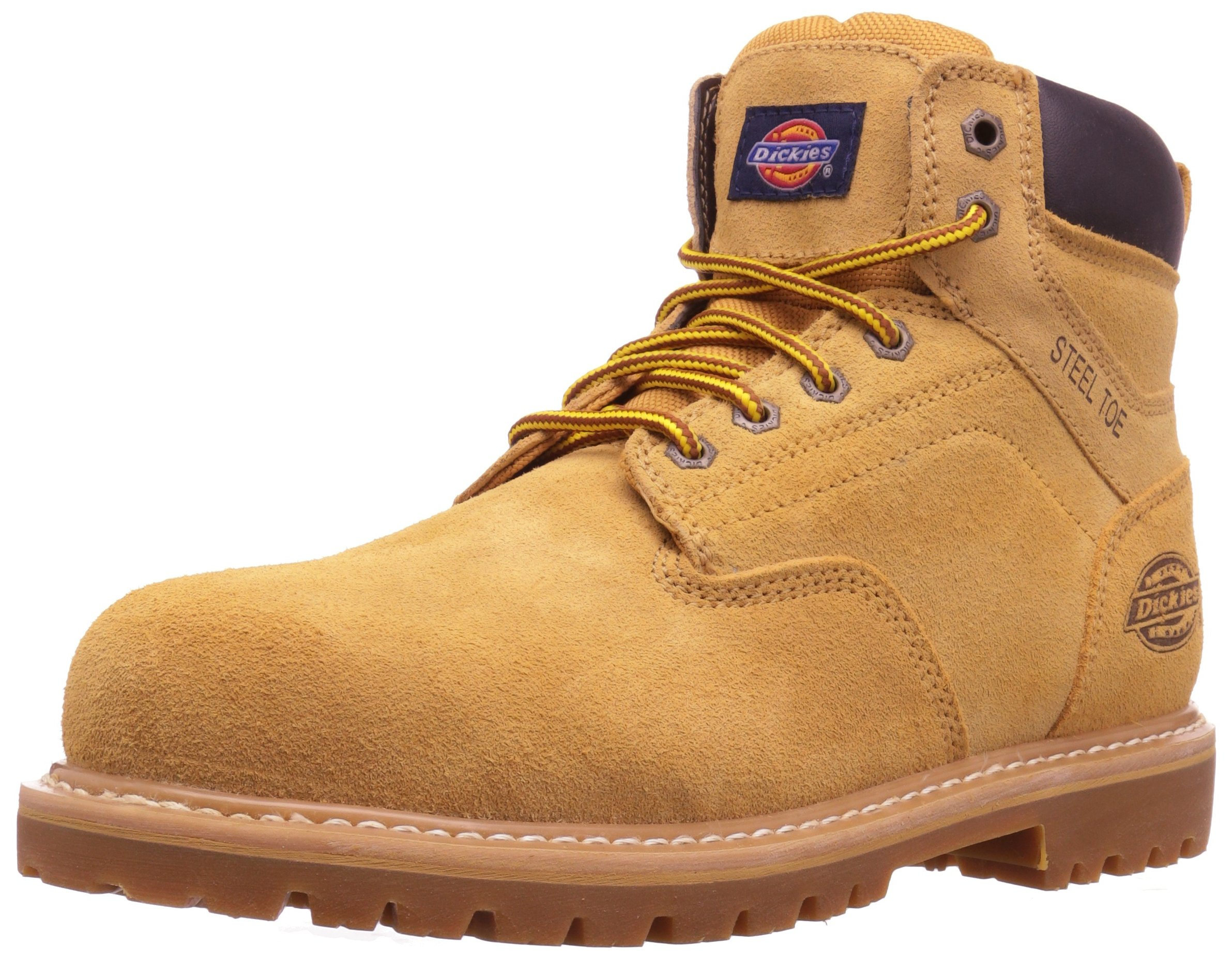 Dickies Men's Prowler Work Boot, Wheat, 9 M US