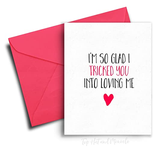 Amazon Com Funny Valentine Card For Her Funny Anniversary Card