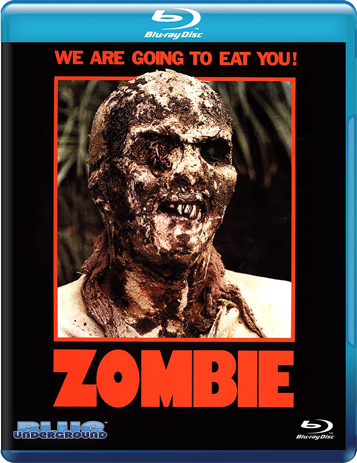 Zombie [Blu-ray] Ian McCulloch Tisa Farrow Richard Johnson Al Cliver