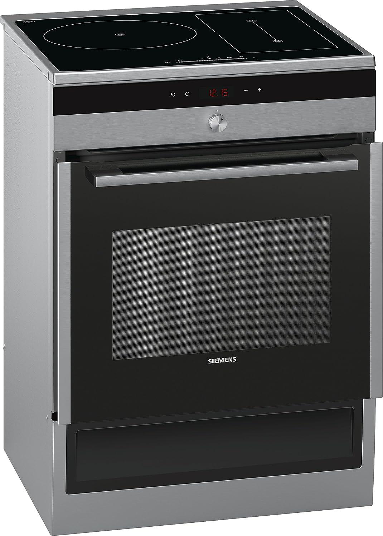 Siemens HA857580F - Cocina (Cocina independiente, Acero inoxidable ...