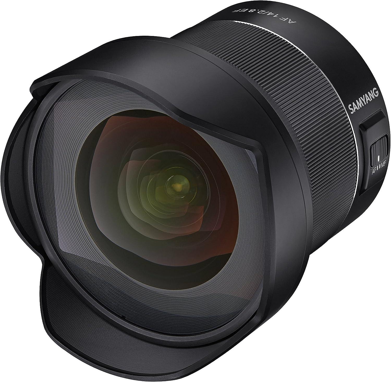 Samyang 14mm F2.8 AF Wide Angle Full Frame Auto Focus Lens for Canon EF