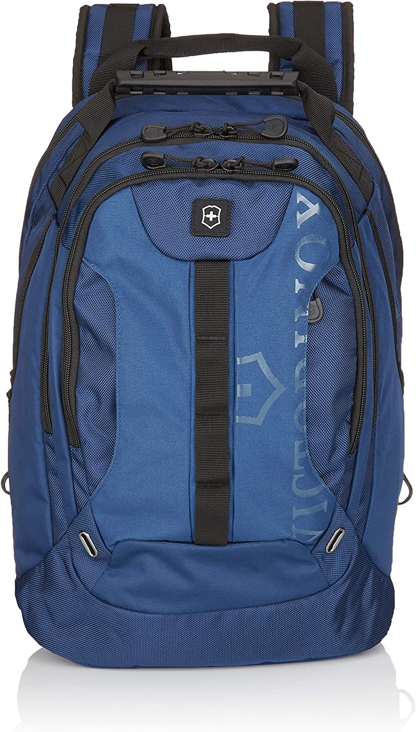 Victorinox VX Sport Trooper Laptop Backpack, Blue/Black, 19-inch