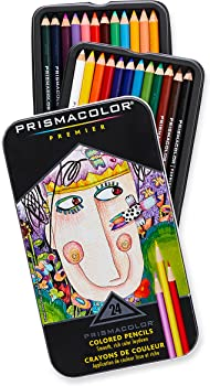 24-Pack Prismacolor Premier Colored Pencils