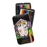 Prismacolor 3597T Premier Colored Pencils, Soft Core, 24-Count