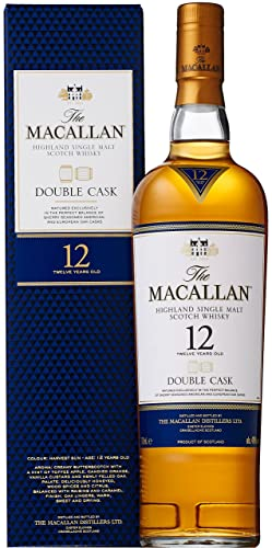 The Macallan 12 Year Old Double Cask Single Malt Whisky