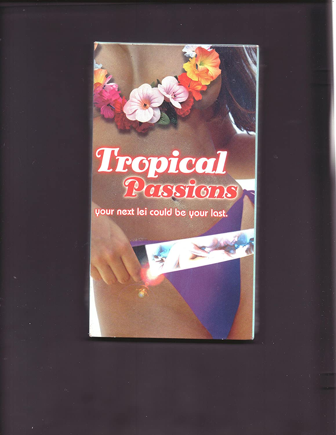 Tropical Passions [VHS]