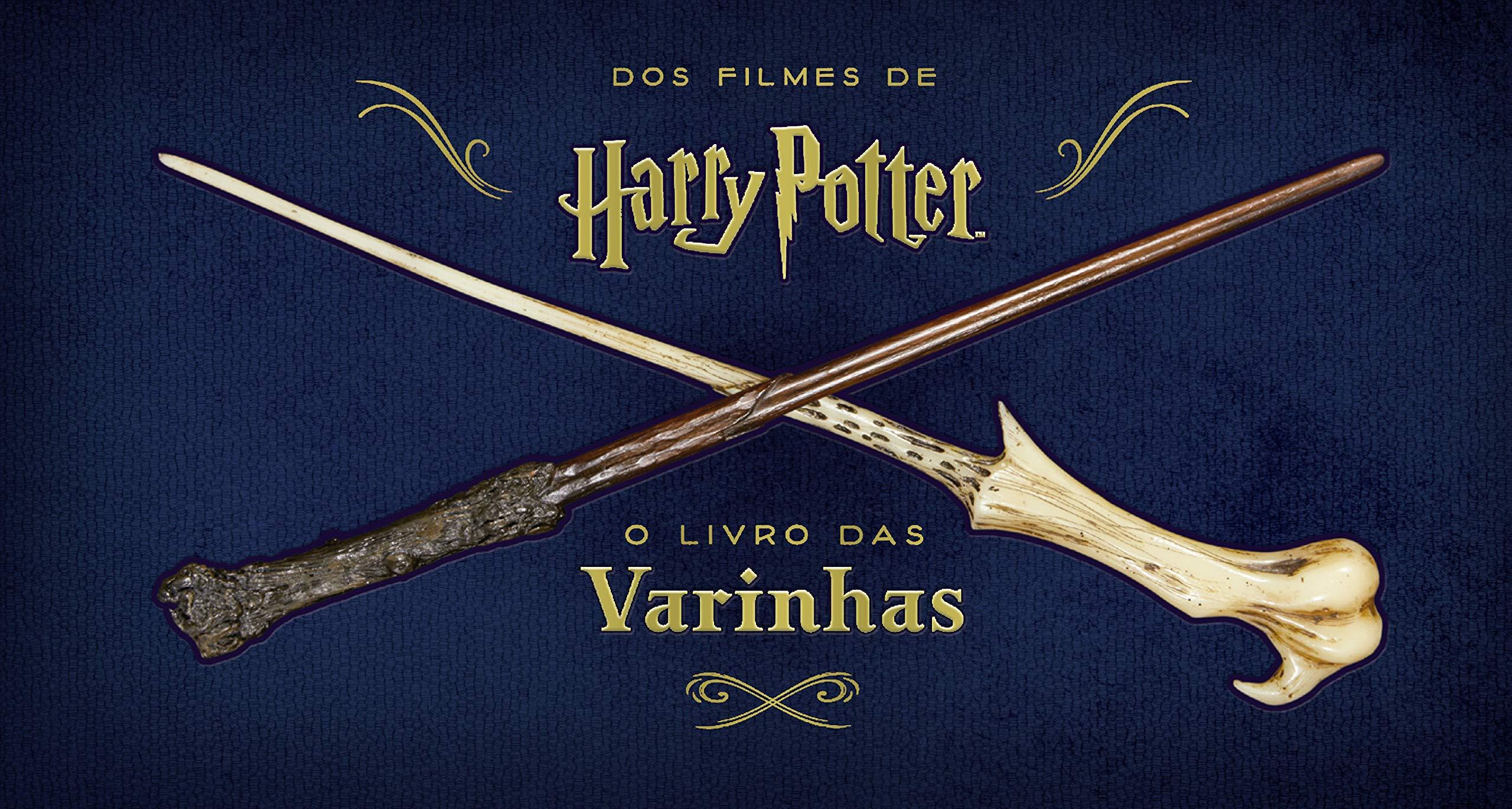 Harry Potter: O livro das varinhas - Livros na Amazon Brasil
