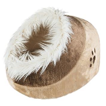 Cueva para perros y gatos TRIXIE suave Minou [6 diseños]: Amazon.es: Productos para mascotas