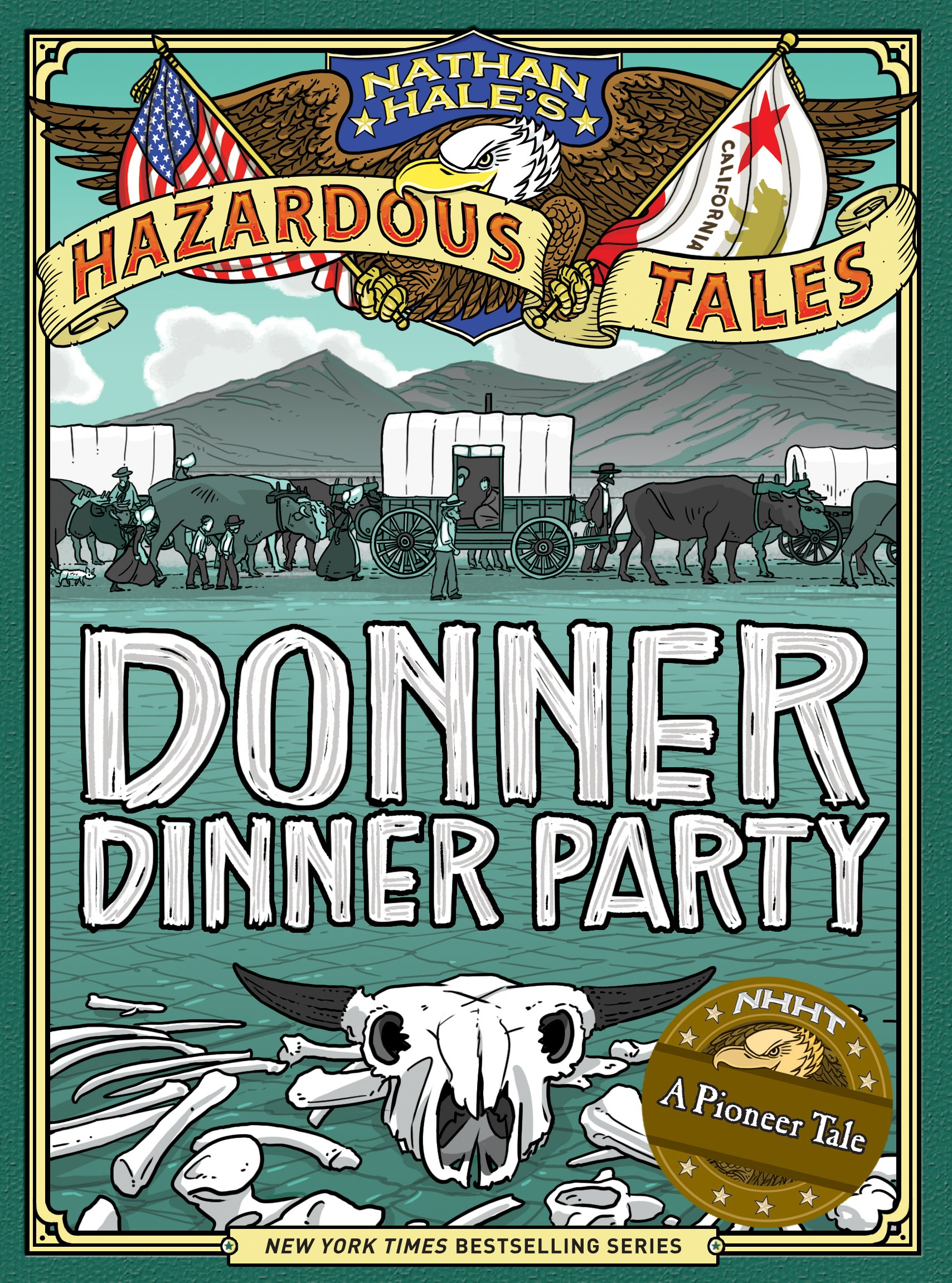 Image result for donner dinner party book