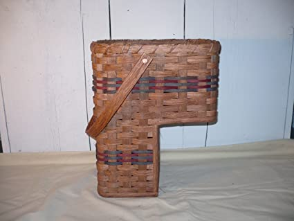 Ordinaire Amish Handmade Stair Step Basket (Small). This Handmade Basket Enhances Any  Country Home
