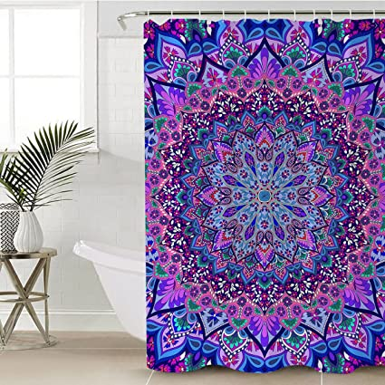 Image Unavailable Not Available For Color Sleepwish Purple Shower Curtain